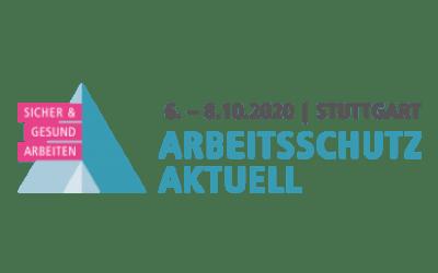 A+A 06.10. – 08.10.2020 in Stuttgart