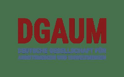 DGAUM Jahrestagung 02.09. – 05.09.2020